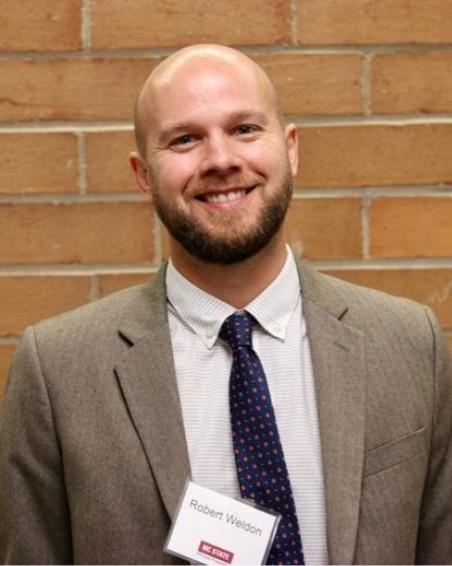 Durham County Principal Fellow Rob Weldon