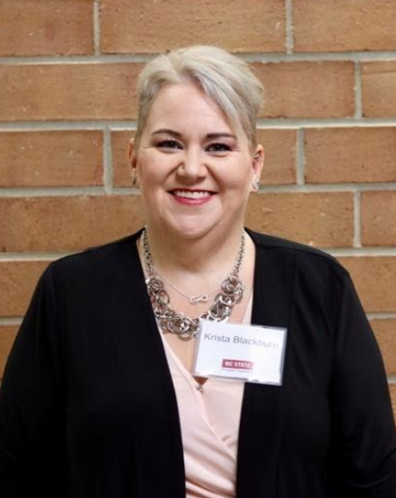 Wake County Principal Fellow Krista Blackburn