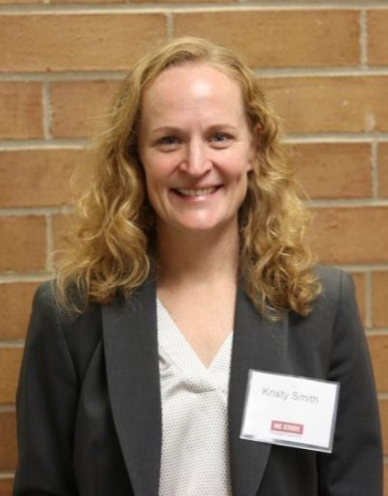 Wake County Principal Fellow Kristy Smith