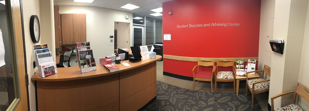 Student Success and Advising Center