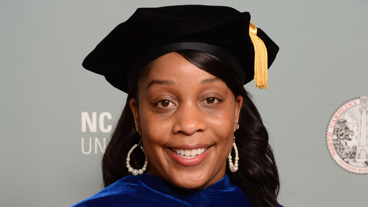 NC State College of Education graduate LaShica Davis Waters '20PHD