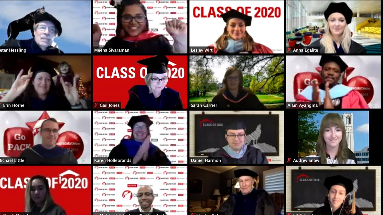 Class of 2020 Graduates
