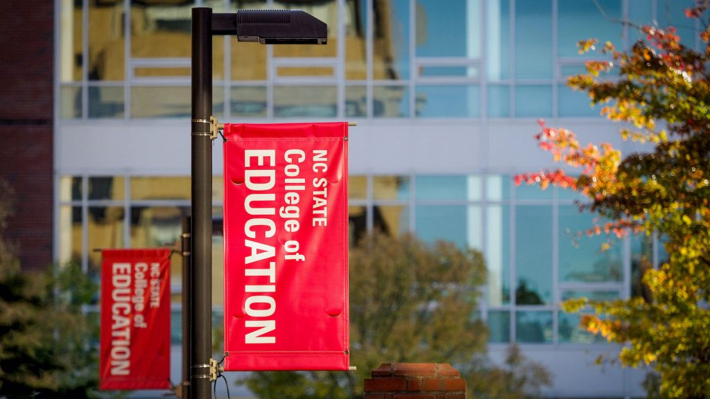 College of Education Banners