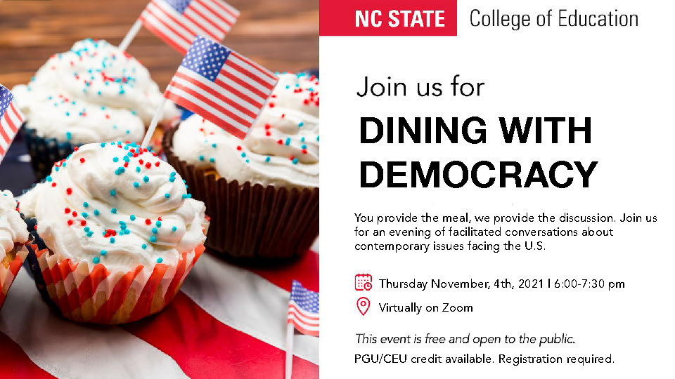 Dining with Democracy