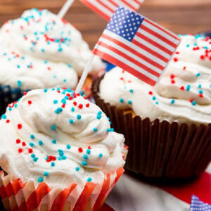 Cupcakes for Dining with Demoracy